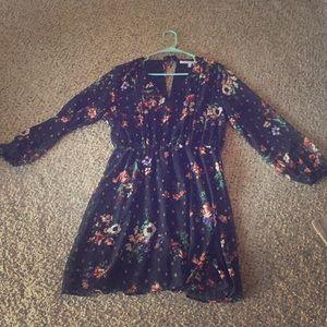 Collective concept floral dress